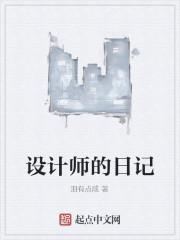 《设计师的日记》作者:请叫我杨大师