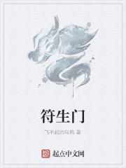 《符生门》作者:飞不起的乌鸦