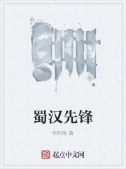 《蜀汉先锋》作者:李四爷