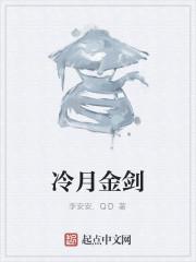 《冷月金剑》作者:李安安.QD