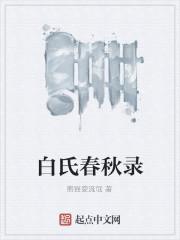 《白氏春秋录》作者:熊猫耍流氓