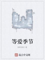 《等爱季节》作者:枫叶枫红