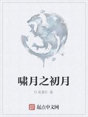 《啸月之初月》作者:0染夏0