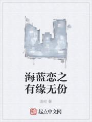 《海蓝恋之有缘无份》作者:道付