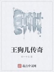 《王狗儿传奇》作者:初一十五