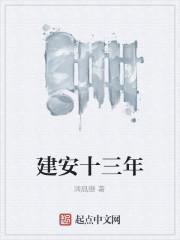 《建安十三年》作者:淸凨戀