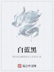 《白蓝黑》作者:唐古拉山黝黑敢为人先朋友