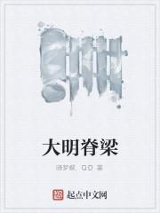 《大明脊梁》作者:晓梦蝶.QD