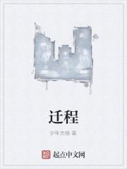 《迁程》作者:少年大杨