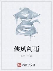 《侠风剑雨》作者:无武不书