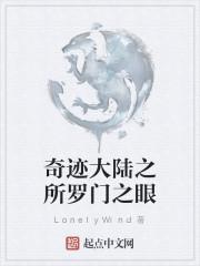 《奇迹大陆之所罗门之眼》作者:LonelyWind