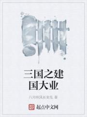 《三国之建国大业》作者:八月秋风长安乱