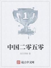 《中国二零五零》作者:流连落蜀