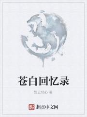 《苍白回忆录》作者:甄云倾心