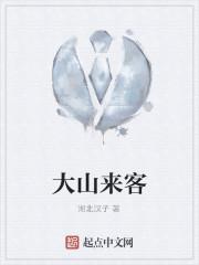 《大山来客》作者:湘北汉子