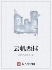 《云帆西挂》作者:正雨2003