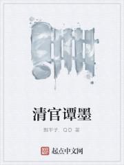 《清官谭墨》作者:飘平子.QD