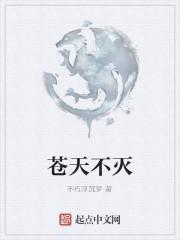 《苍天不灭》作者:沧海寒星