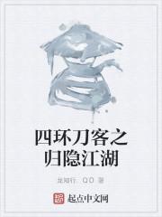 《四环刀客之归隐江湖》作者:龙知行.QD