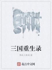 《三国重生录》作者:落花人散场