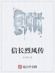 《信长烈风传》作者:左利冰