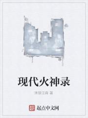 《现代火神录》作者:清楚江南