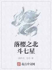 《落樱之北斗七星》作者:风怜月.QD