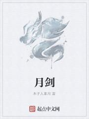 《月剑》作者:木子人丰月
