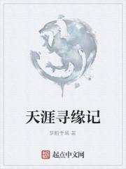 《天涯寻缘记》作者:梦断千城