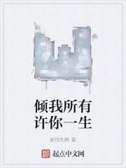 《倾我所有许你一生》作者:龙鸣九州