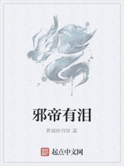 《邪帝有泪》小说封面