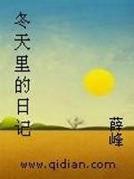 《冬天里的日记》作者:薛峰