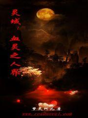 《灵域:血灵之人界》小说封面